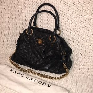 Marc Jacobs Jacob Quilted Large Handbag